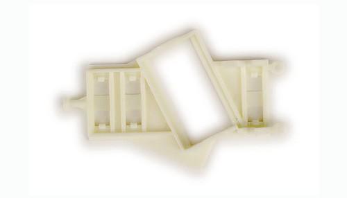 Achs- u.Motorhalter Anglewinder Long-Can Plastic soft