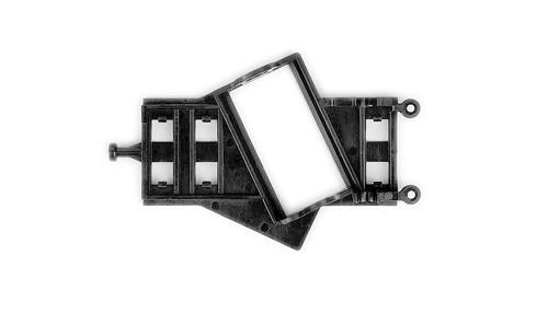 Achs- u.Motorhalter Anglewinder Long-Can Plastic standard