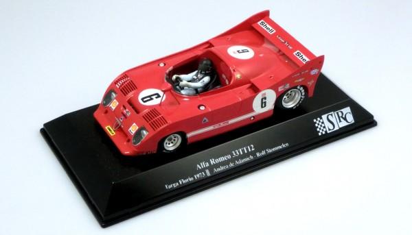 Alfa Romeo 33TT12 Targa Florio 1973 #6