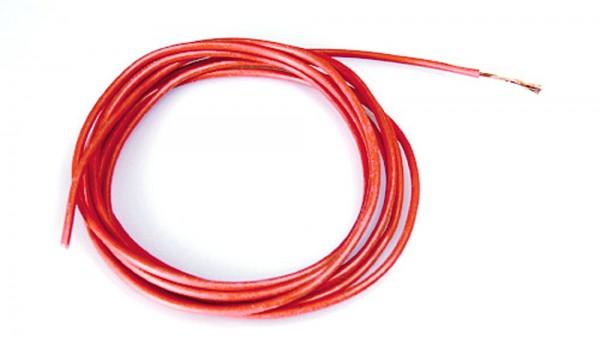 Motoranschlußkabel UltraFlex Ø1.5mm rot 50cm