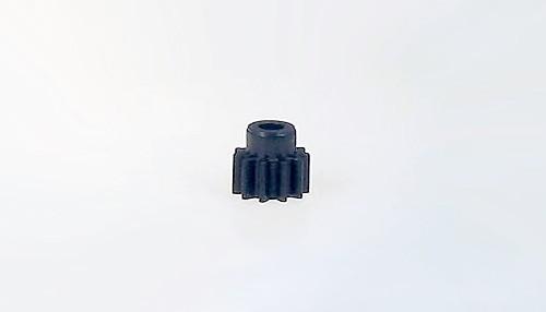 Motorritzel 11Z M50 f.Ø2mm Plastik