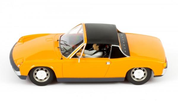 VW Porsche 914 Street Version - Signal Orange