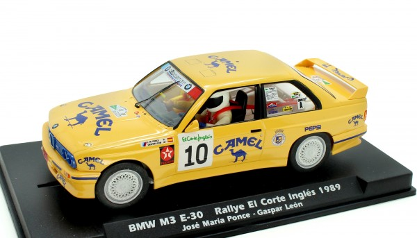 BMW M3 E30 Cortes Ingles 1989 #10