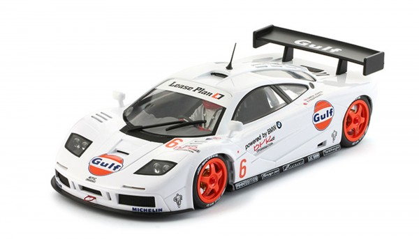 Fahrzeug Mclaren F1 GTR Paul Ricard 1996 #6