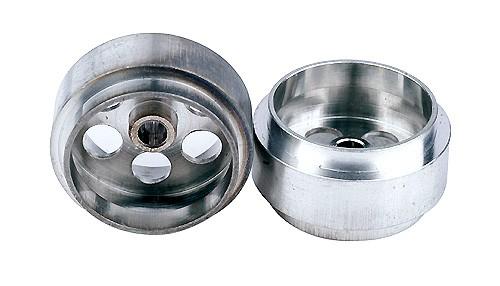 Felge Ø16,5x9mm f.Ø2,38mm Magnesium Typ Außenhump m.Innensechskant