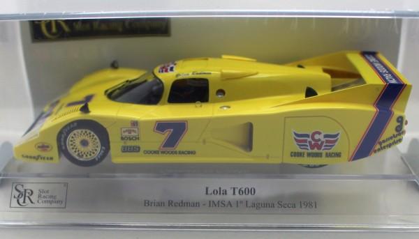 Lola T600 Laguna Seca 1981