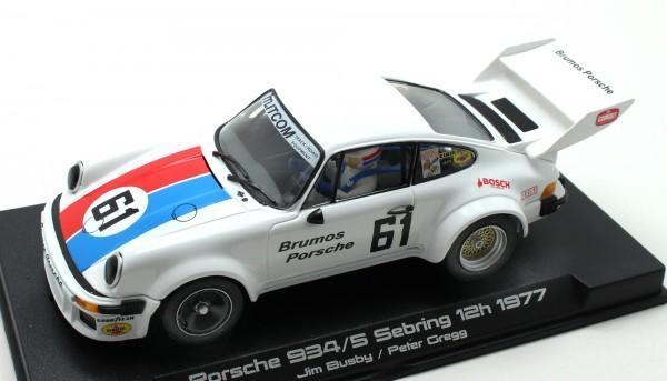 Porsche 934/5 Sebring 1977 #61