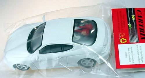 Fahrzeugbausatz Hyundai Coupe 4WD