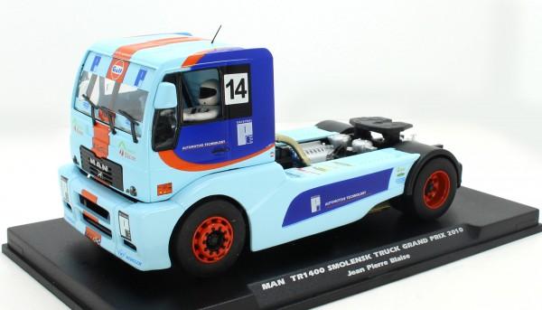 MAN TR1400 Truck Racing Smolensk GP 2010 #14