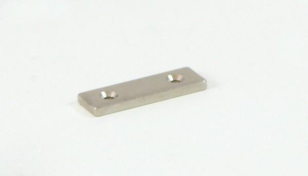 Fahrwerksmagnet 2,0mm m.Montagelöcher