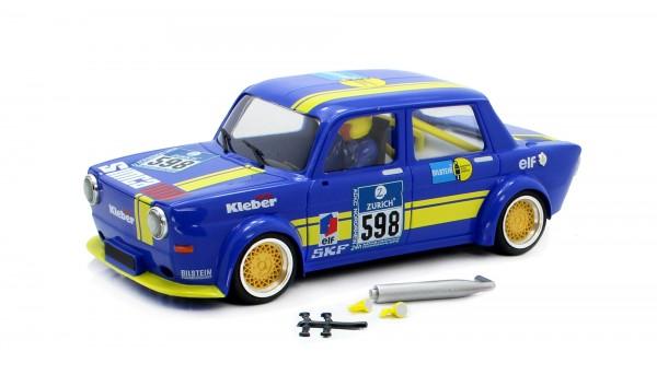 Simca 1000 #598 Blue Edition
