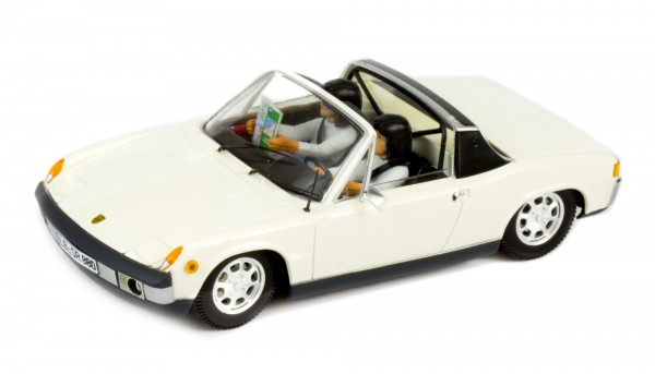 VW Porsche 914 Street Version - Light Ivory