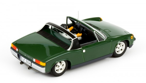 VW Porsche 914 Street Version - Irish Green