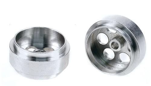 Felge Ø17,5x9mm f.Ø2,38mm Magnesium Typ Außenhump m.Innensechskant