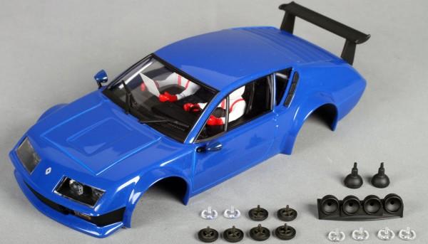 Karosserie Alpine A310 blue