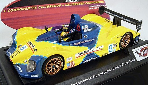 Courage LMP American Le Mans Series 2005 #8