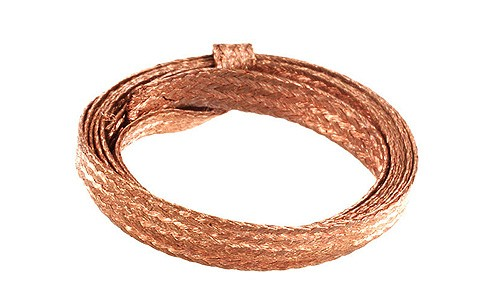 Stromabnehmer Copper Kupfer (50cm)