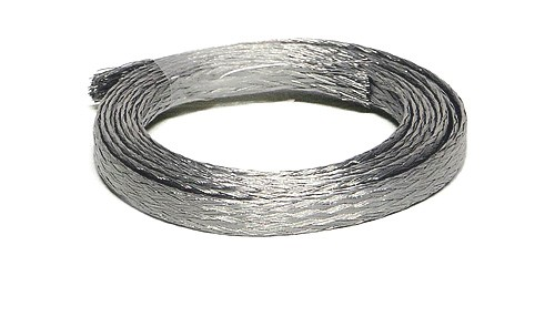 Stromabnehmer Plated Kupfer 100cm