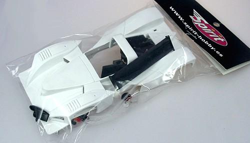 Karosserie Lola LMP