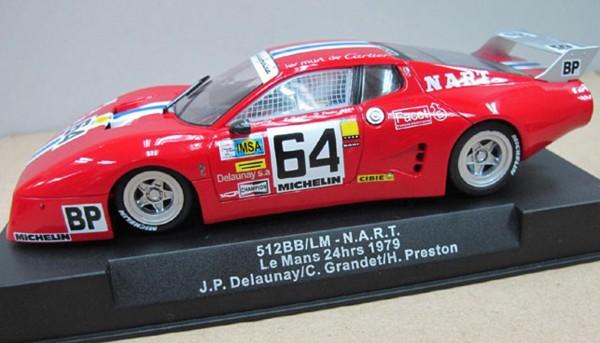 512BB GTX Le Mans 1979 #64