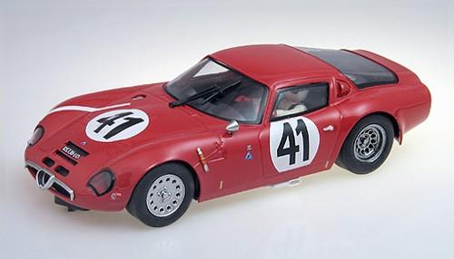 Alfa Romeo TZ2 Le Mans 1965 #41