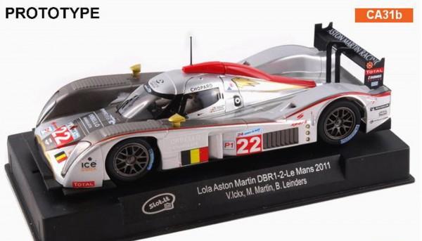 Fahrzeug Aston Martin DBR1-2 Le Mans 2011 #22