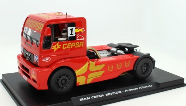 MAN Truck Cepsa #1 Special Edition