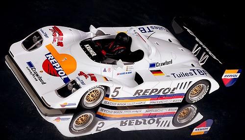 Kremer Porsche K8 Le Mans 1997 #5