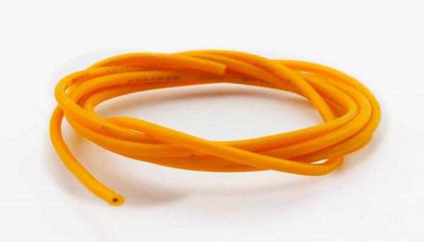 Motoranschlußkabel Orange Wire 28AWG 50cm
