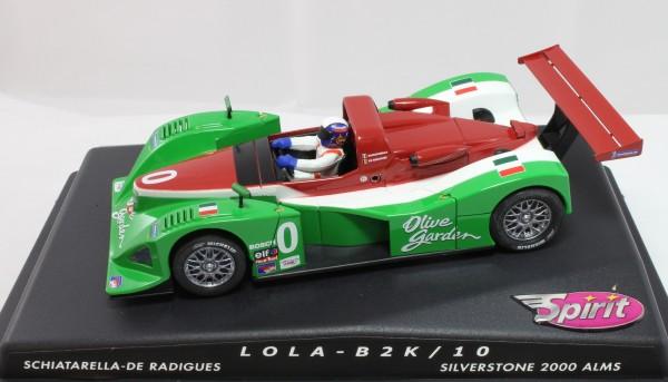 Lola LMP Silverstone 2000 #0