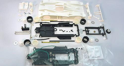 R10 LMP weiß Kit o.Motor