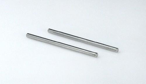 Achse 3/32 Ø2,38x47,5mm Edelstahl gehärtet