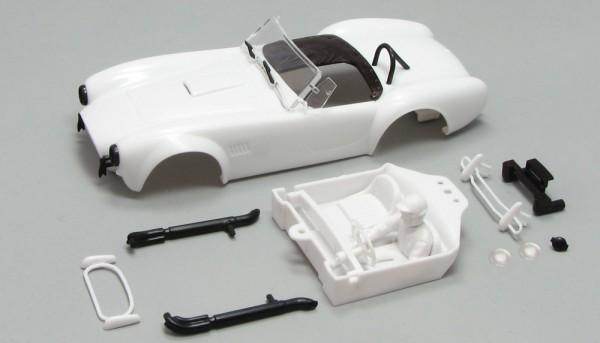 Karosserie Edition Series Cobra weiß