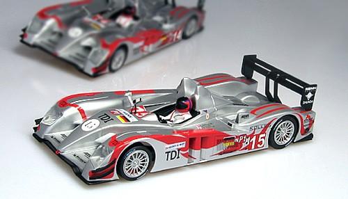 R-10 LMP Le Mans 2010 #15