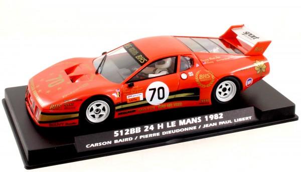512BB Le Mans 1982 #70