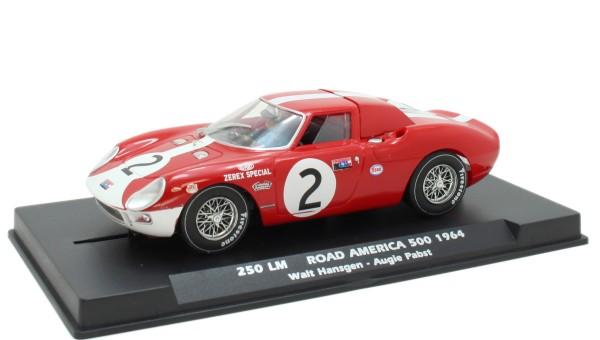 250LM Road America 1964 #2