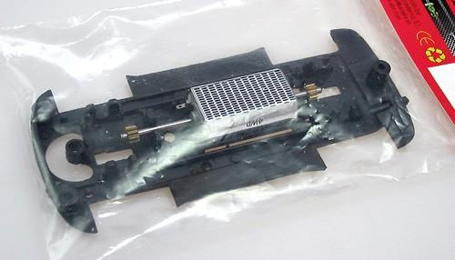 Motor TX4 Speed 4x4 20000UpM/15V