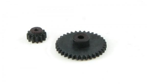 Getriebeteilesatz Set 48 m.12Z & 34Z f.Monza