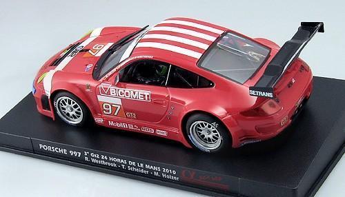 Porsche 997 RSR Le Mans 2010 #97