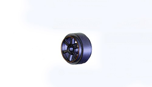Felgen Ø14x8,5mm Suzuka Aluminium gelocht m.Außenhump f.Ø2,38mm