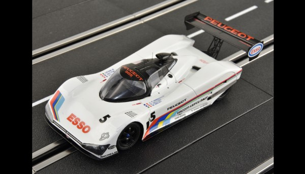 Fahrzeug Peugeot 905 Le Mans 1991 No. 5 Resin-Collectors-Edition