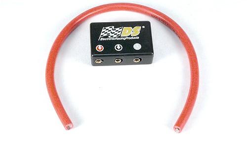 Handregler-Anschlussbuchsenleiste International f.DS0010 • DS0011 zur Kabelverlängerung