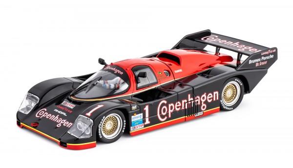 Fahrzeug Porsche 962 IMSA Sebring 1988 No. 1