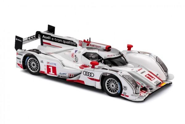Fahrzeug Audi R18 e-tron quattro Le Mans 2012 No. 1 Limited Edition Winner's Collection