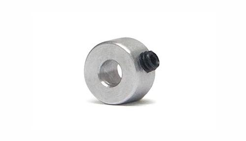 Achsstellring Aluminium M2 f.Ø2,38mm