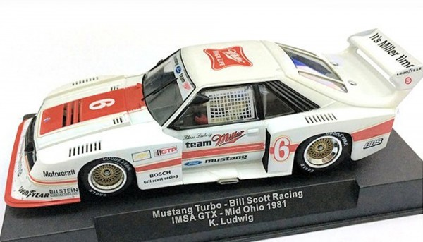 Ford Mustang GTX Mid Ohio 1981 #6