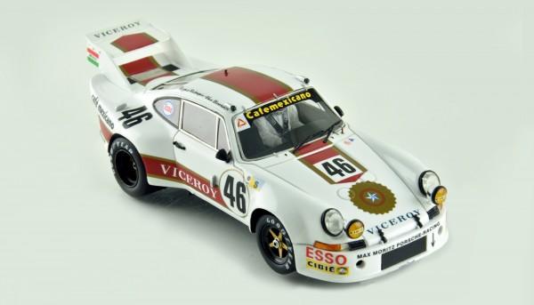 Slotcar 1:32 analog LE MANS MINIATURES Carrera RSR Le Mans 1974 No. 46 High Detail Resin Collectors Edition