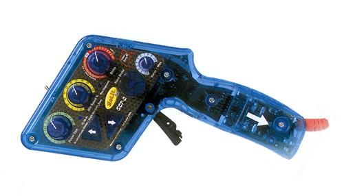 Rennhandregler analog SCP-2 Electronic Controller High Power Racing 20A m.individuellen Settings f.Slotcars 1:32 & 1:24