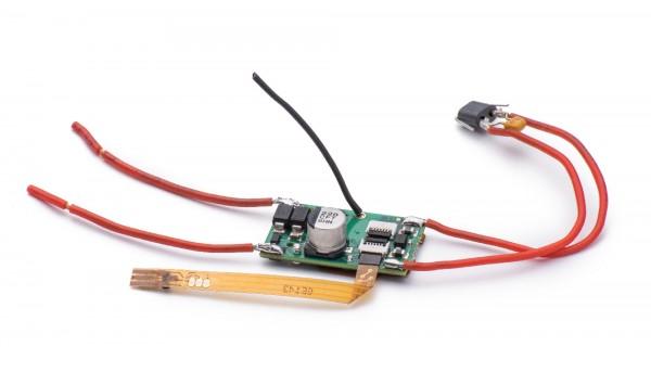Fahrzeugdecoder f.Carrera Digtal 132 (D132), Scalextric Digital (SSD) u.Slot.it Digital Oxigen (O2)
