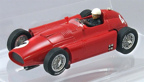 Slotcar 1:32 analog CARTRIX D50 No. 4 Grand Prix Legends Edition
